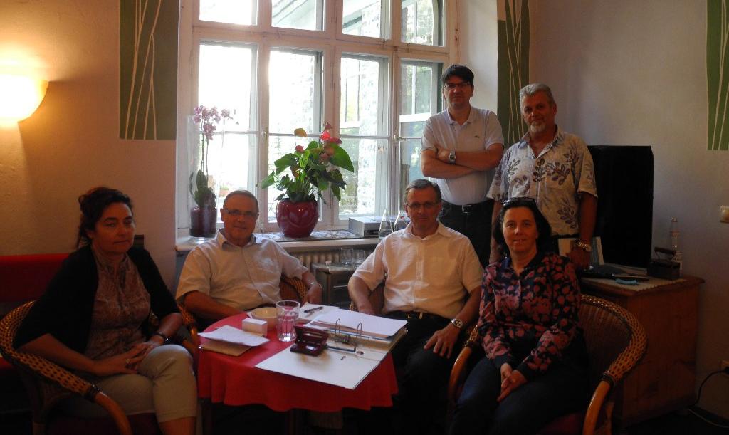 Vorstand Förderverein Pragser Wildsee