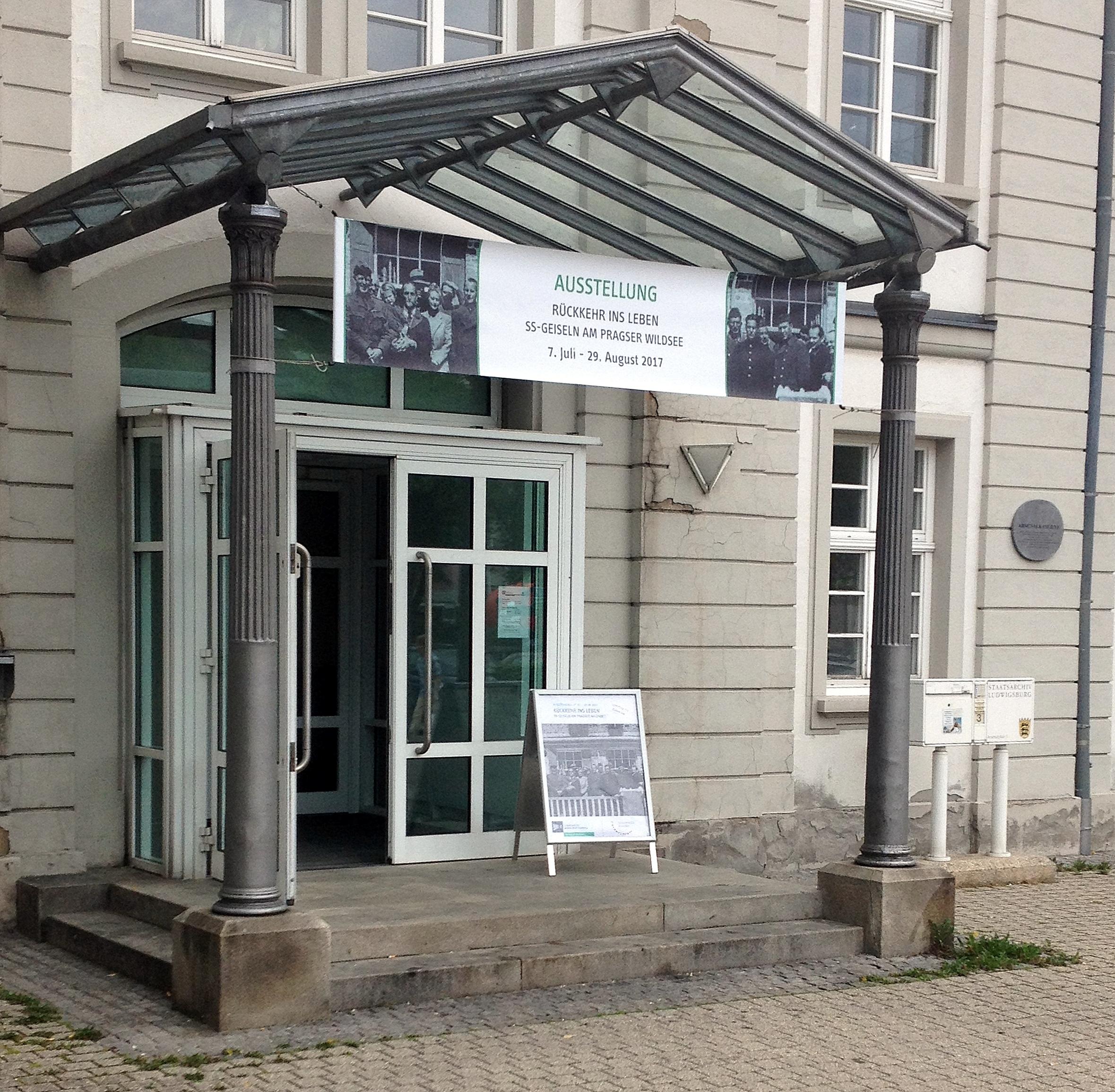 Ludwigsburg, Ausstellung 2017