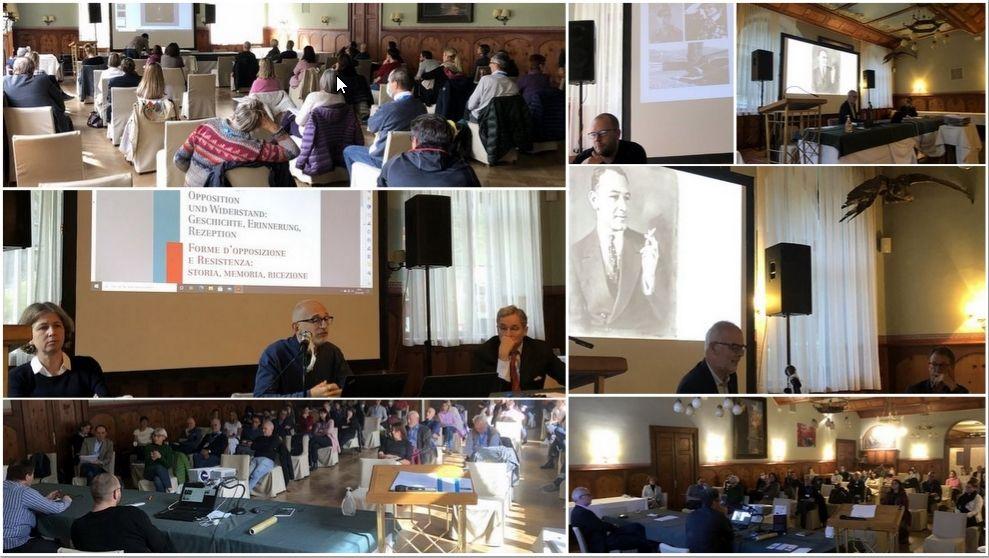 Tagung 8. u. 9. Oktober 2020 im Hotel Pragser Wildsee